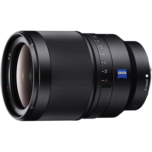 Sony's 35mm Distagon lens