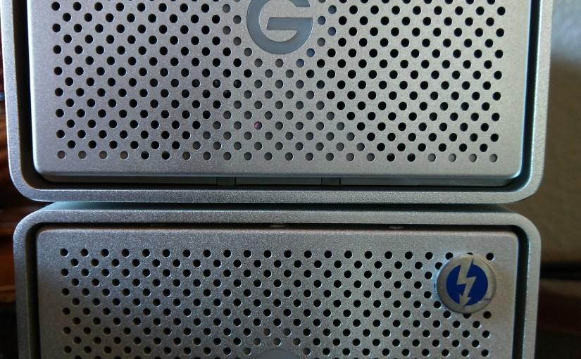 G-Raid: <em>so loud you need earplugs</em>