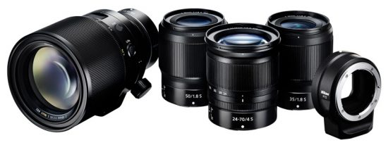 Nikon's 58mm Nikkor Z Lens Marketing Gimmick
