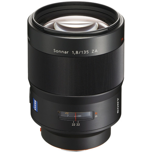 Sony's Inevitable E-mount 135mm f/1.8 Lens