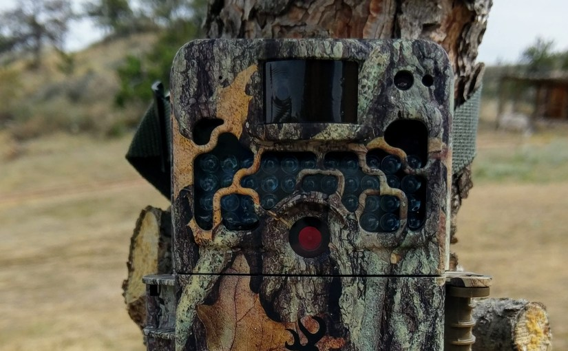 The Browning Strike Force 850 Trail Camera