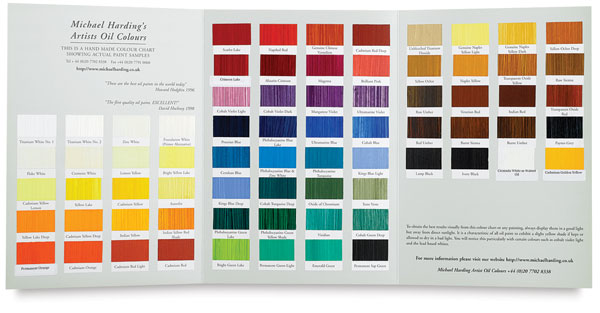 The Most Expensive Oil Paint Colors Revisited