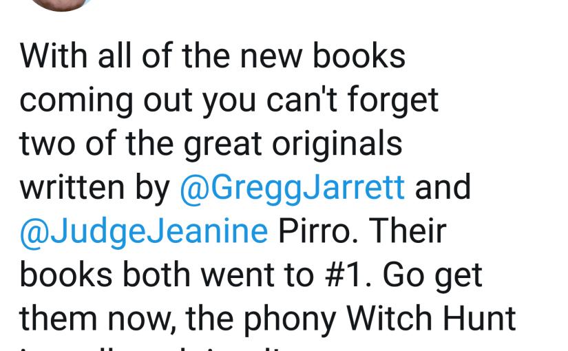 The President's Book Club – Jarrett and Jeanine Again