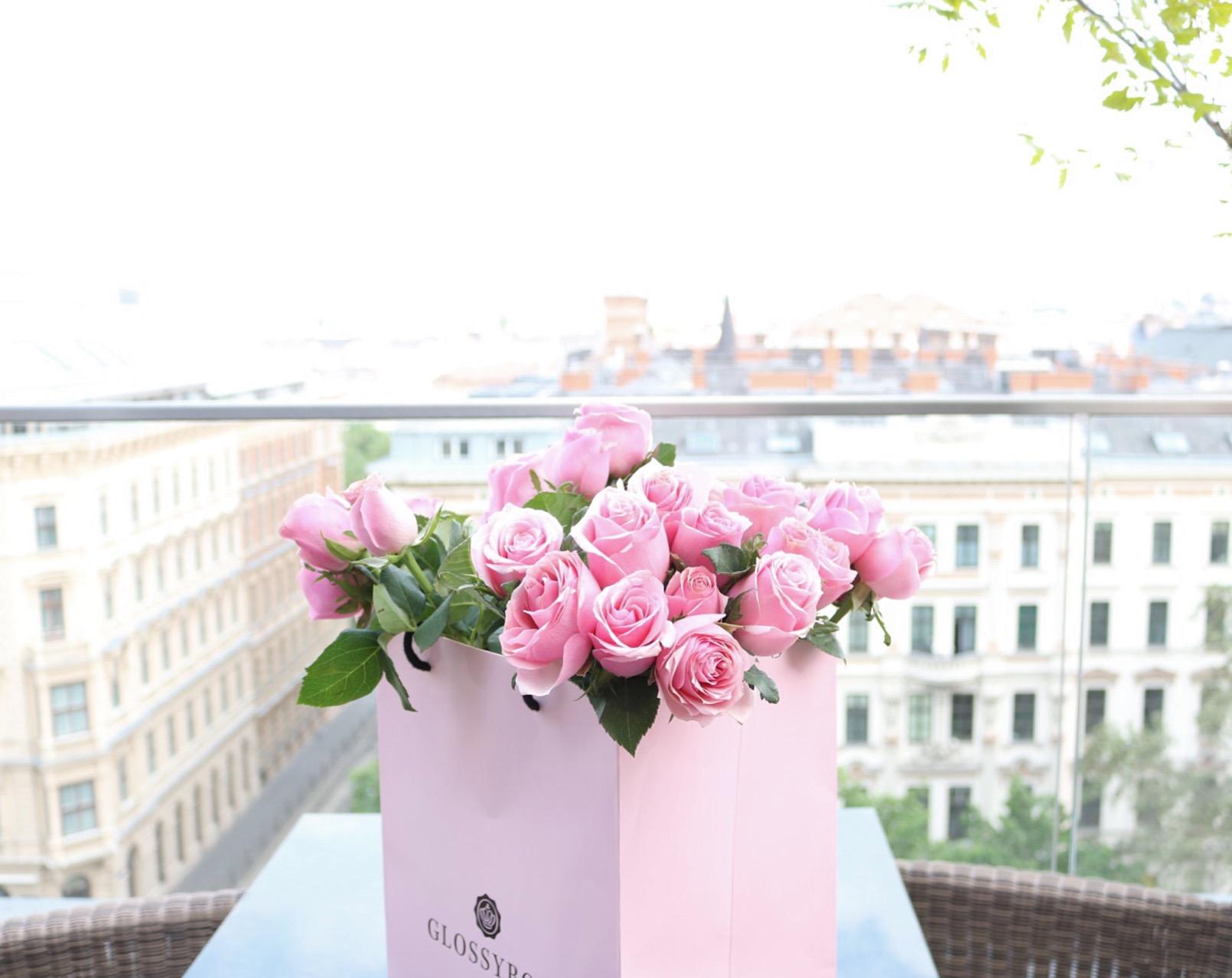 Glossybox Event: Flowerpower über den Dächern Wiens