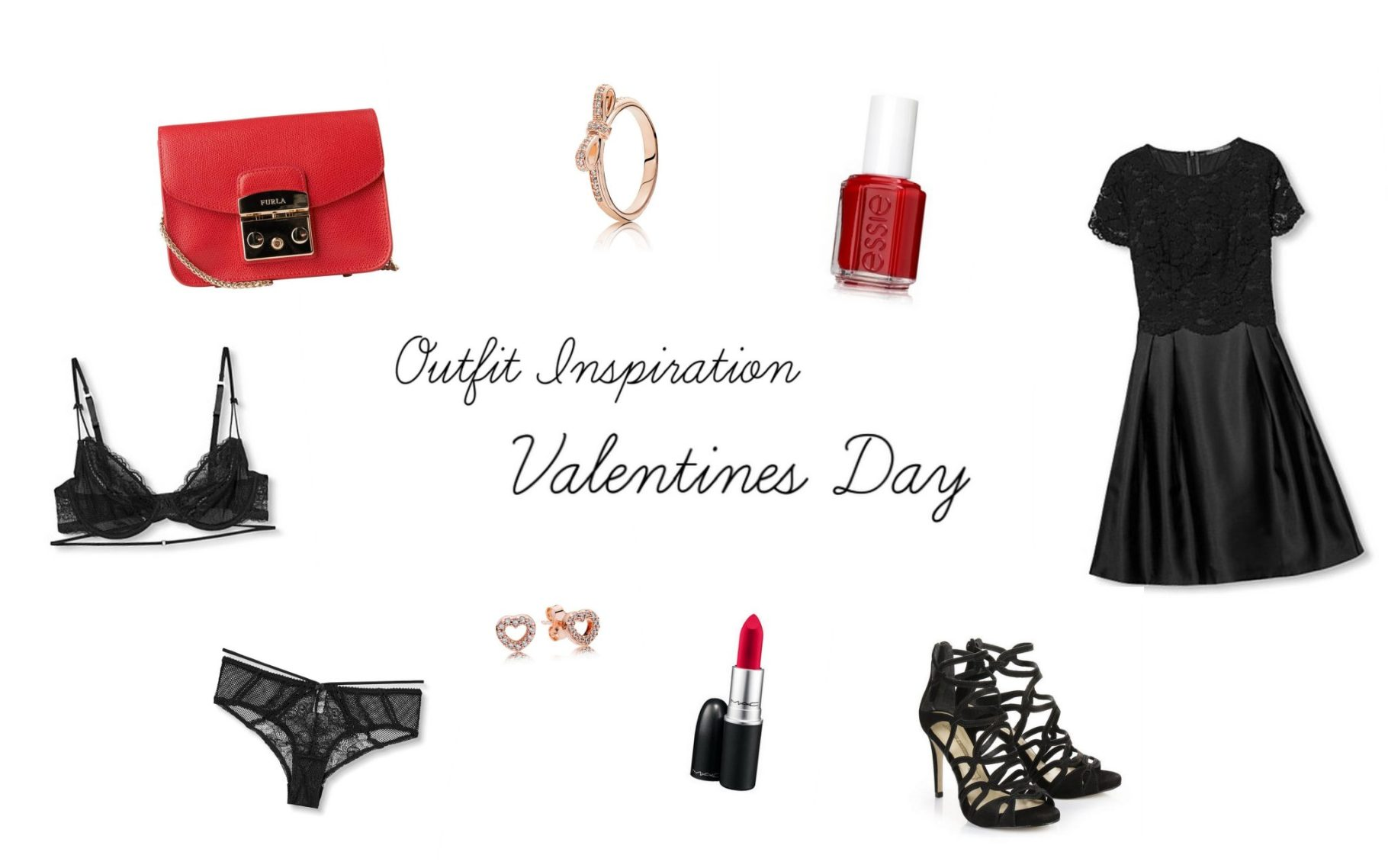 Outfit Inspiration: Valentinstag