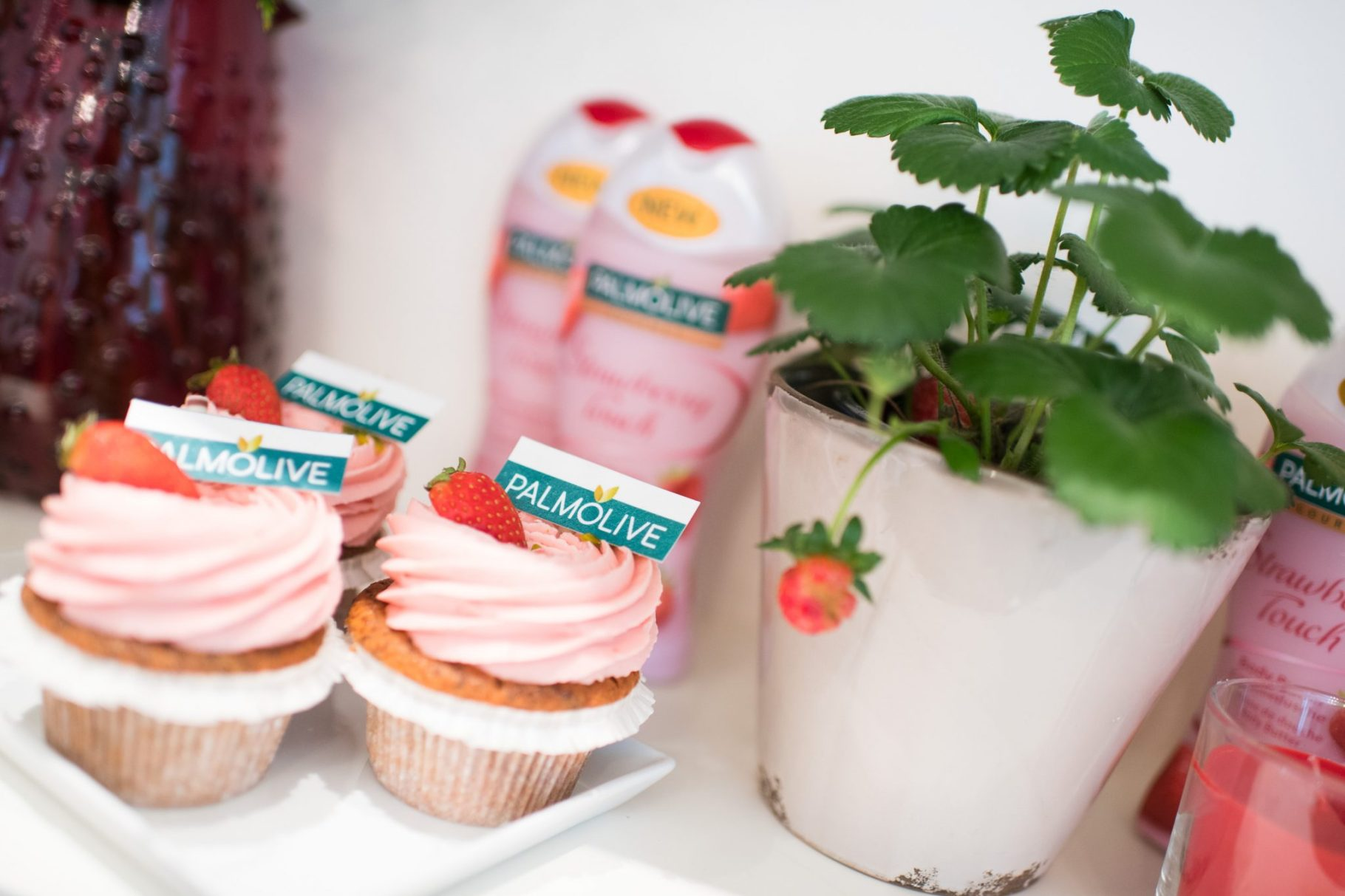 Blogger-Event: Palmolive Spa Camp in Wien