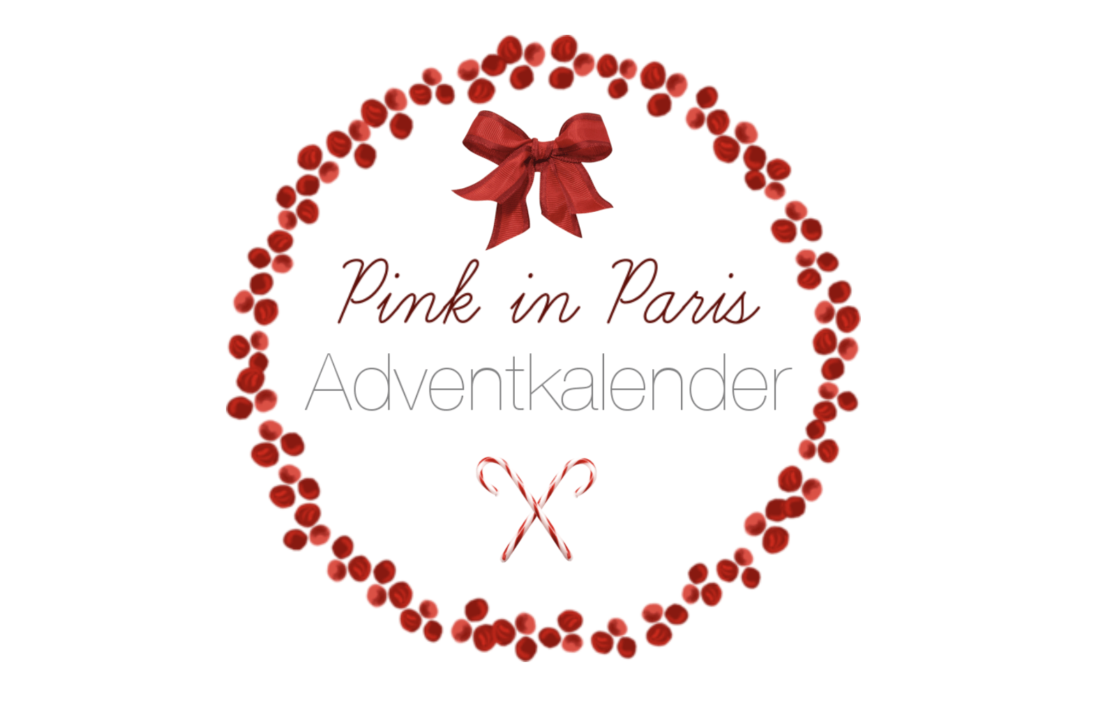 Pink in Paris Adventkalender 2017