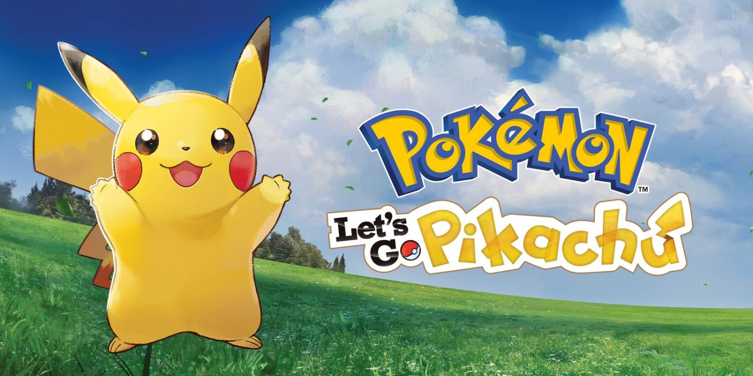 Pokémon Let's Go im Test