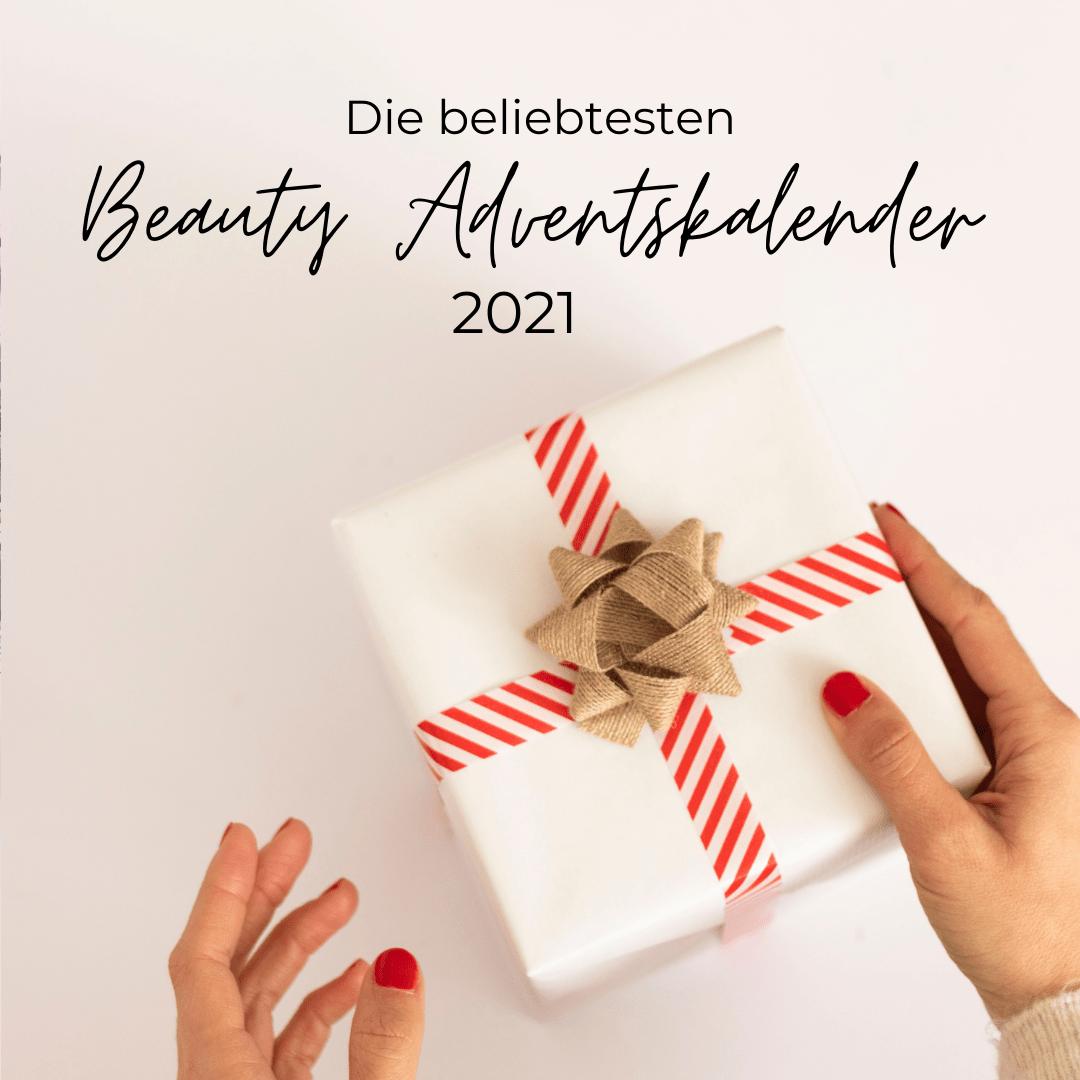 Beauty Adventskalender 2021 für Österreich und Deutschland