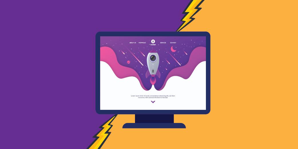 5 Hacks To Make Your Website Load At Lightning Speed