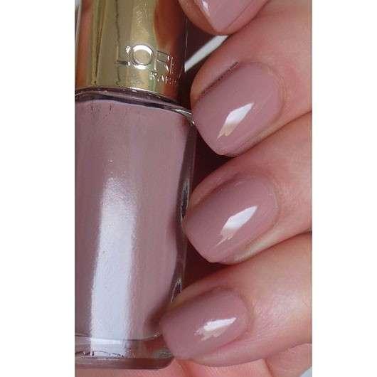 L Oréal Paris Color Riche Le Vernis Farbe 205 Rose Bagatelle