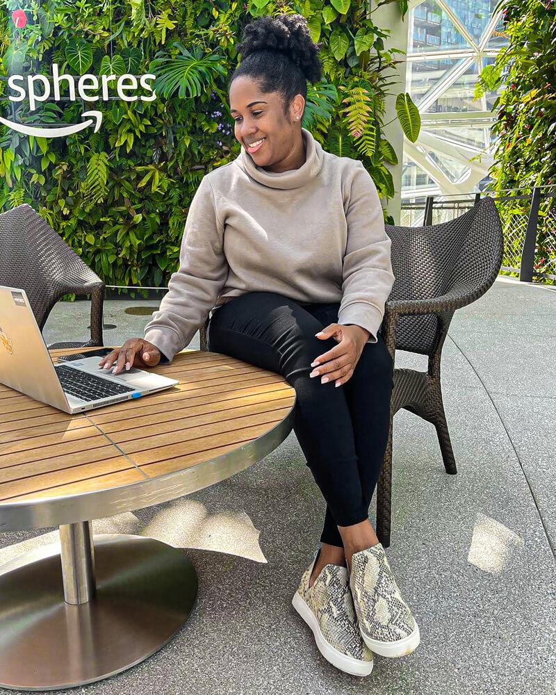 Jasmine Spear, MBA