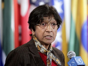 Navi Pillay described the ruling as a 'blow for human rights' (Photo: Paulo Filgueiras)