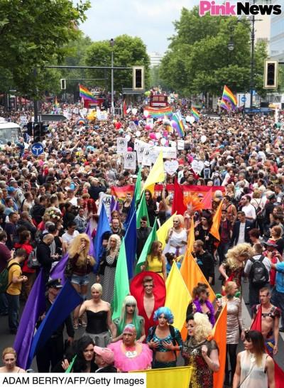 GERMANY-GAY-RIGHTS