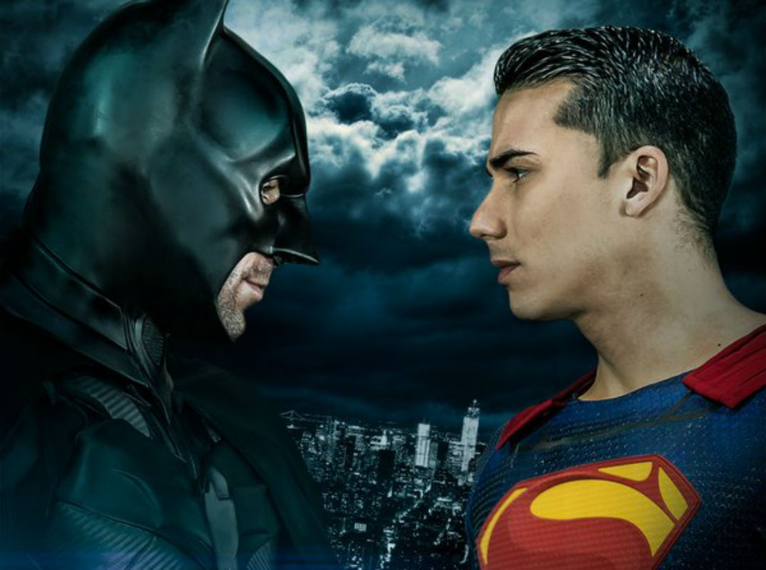 Batman Superman Gay Porn