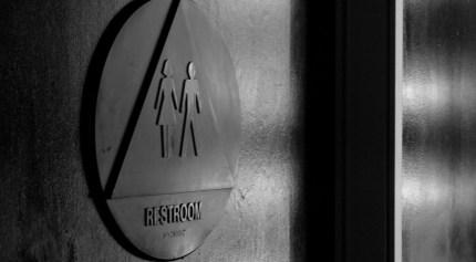 bathroom cred flickr