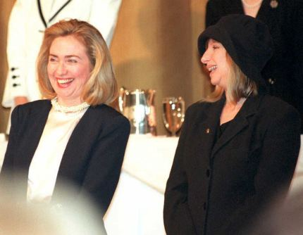 US First Lady Hillary Rodham Clinton