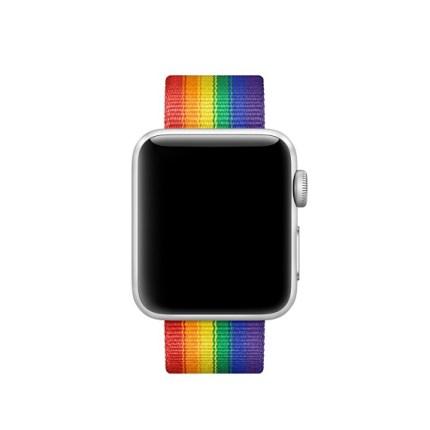 Apple Watch Pride strap