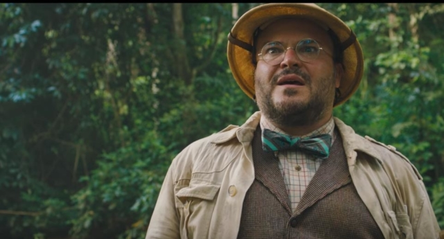 Image result for jack black jumanji