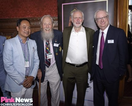 The PinkNews Summer Reception