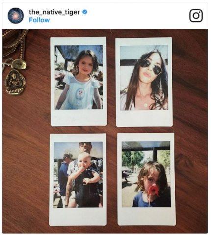 Megan Fox instagram