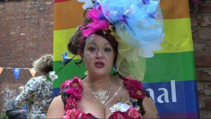 The National Trust at Birmingham Pride (National Trust)