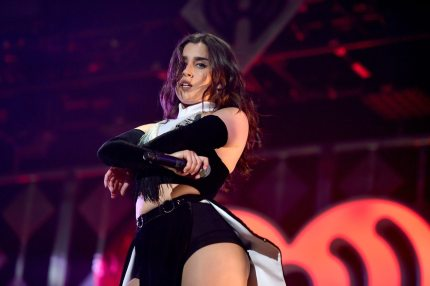 LOS ANGELES, CA - DECEMBER 02: Singer Lauren Jauregui of Fifth Harmony performs onstage during 102.7 KIIS FM's Jingle Ball 2016 presented by Capital One at Staples Center on December 2, 2016 in Los Angeles, California. (Photo by Mike Windle/Getty Images for iHeartMedia)