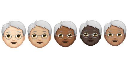 Genderless seniors (Apple)