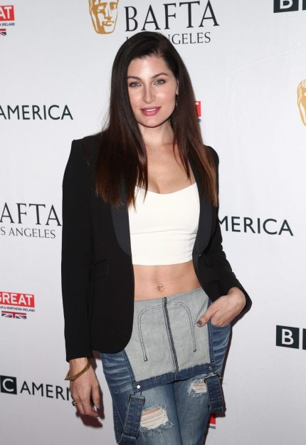 BEVERLY HILLS, CA - SEPTEMBER 16: Trace Lysette attends the BBC America BAFTA Los Angeles TV Tea Party 2017 at The Beverly Hilton Hotel on September 16, 2017 in Beverly Hills, California. (Photo by Frederick M. Brown/Getty Images)