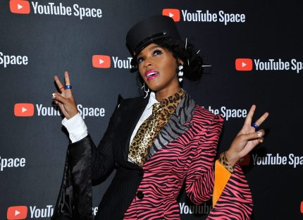 """LOS ANGELES, CA - APRIL 27: Janelle Monae attends the special screening presented by YouTube of """"Dirty Computer: An Emotion Picture by Janelle Monae"""" at YouTube Space LA on April 27, 2018 in Los Angeles, California. (Photo by John Sciulli/Getty Images for YouTube)"""