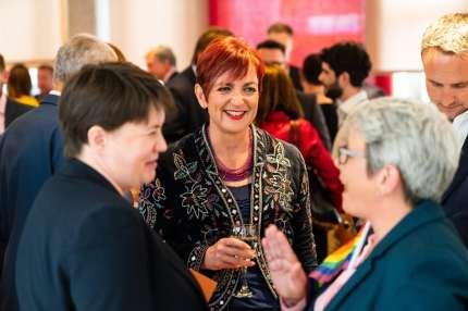 Pink News summer reception in Edinburgh (Ashley Coombes)