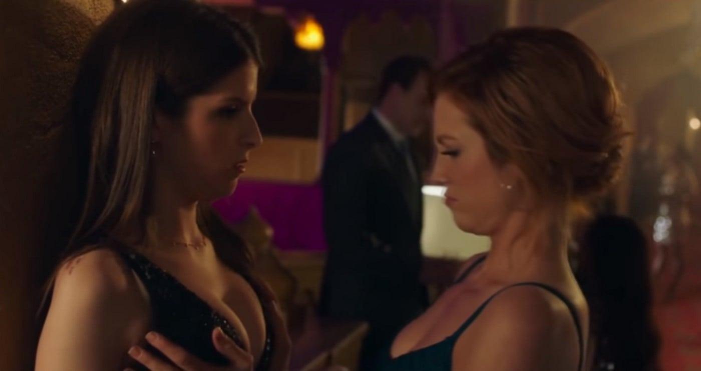 Anna Kendrick vidéo de sexe Margo Sullivan maman et fils porno