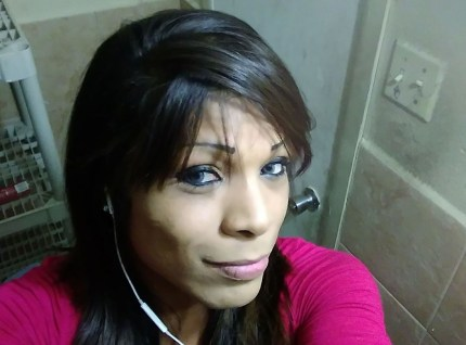 A Facebook photo of Janelle Ortiz, one of 25 trans people killed in the US in 2018