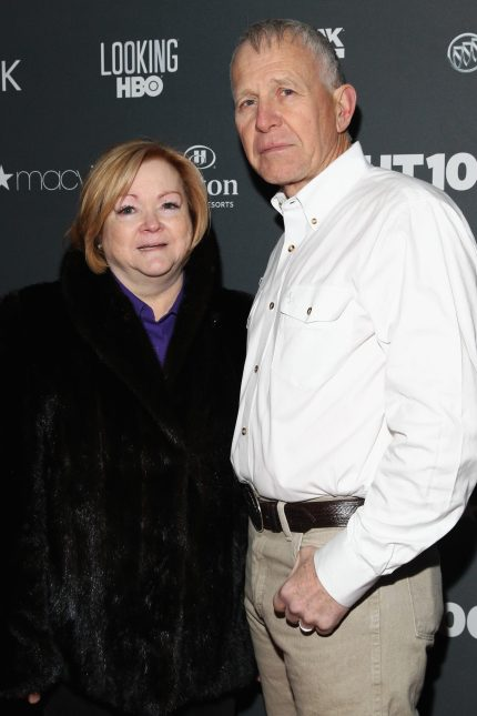NEW YORK, NY - NOVEMBER 20: Parents of Matthew Shepard, Judy Shepard (L) and Dennis Shepard attend Out100 2014 presented by Buick on November 20, 2014 in New York City. (Photo by Astrid Stawiarz/Getty Images for OUT100)