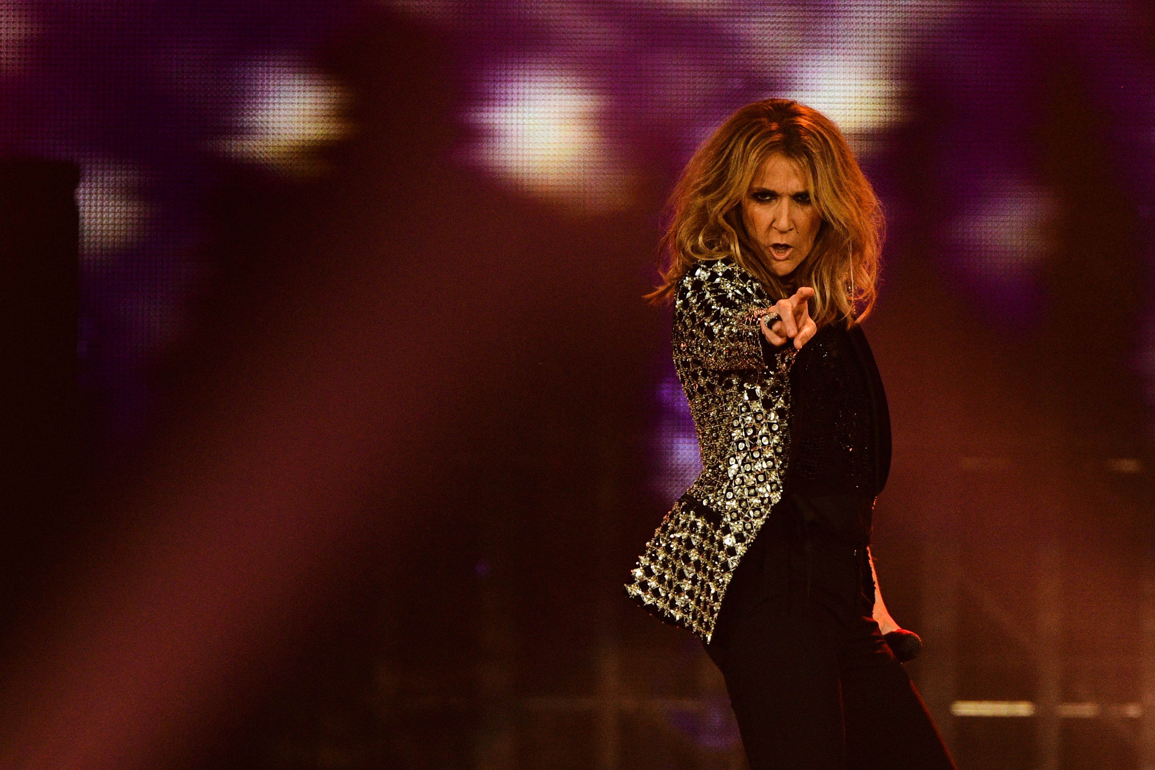 aa9eb4a03846 Celine Dion's gender neutral clothing line is 'satanic,' says priest ·  PinkNews