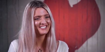 Trans woman Danni made an appearance on First Dates.