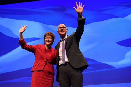 The Scottish government, led by First Minister Nicola Sturgeon and her deputy John Swinney, has approved all the recommendation from the LGBTI Inclusive Education Working Group.
