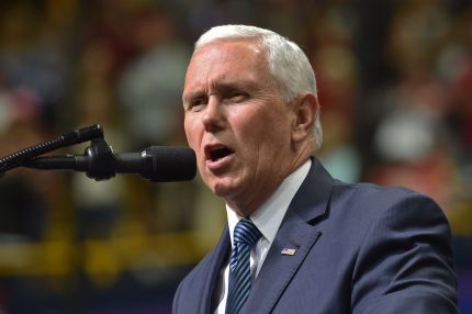 US Vice President Mike Pence has been attacked over his World AIDS Day speech