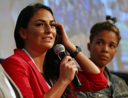 WWE's Sonya Deville opens up about coming out on television