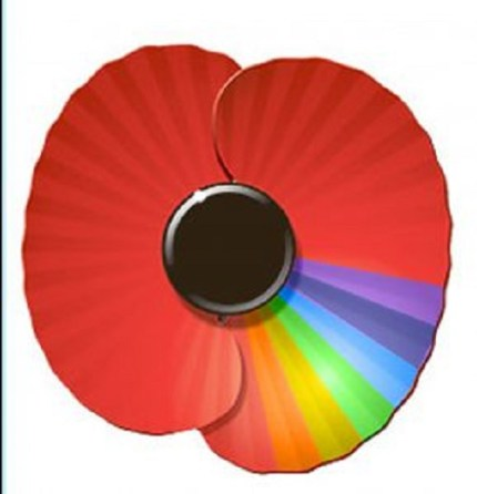 The rainbow poppy has sparked anger