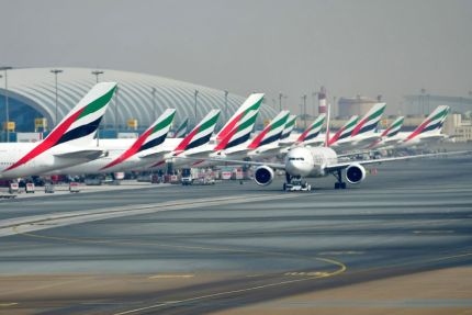 Emirates accused of censoring same-sex kisses from TV and film