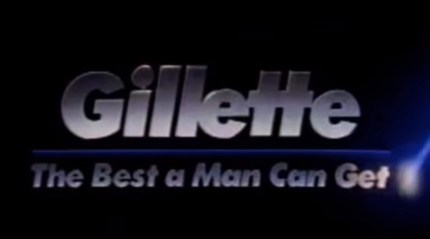 The new Gillette ad on masculinity questions its former slogan.