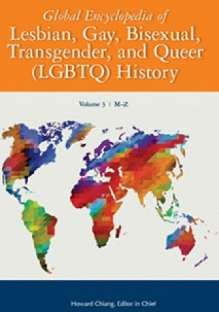 A new encyclopaedia focuses exclusively on global LGBT history.