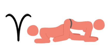 Best sex position for zodiac sign: Aries is the bumper cars