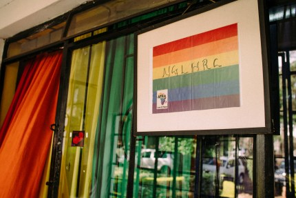 The office of NGLHRC, which is campaigning to decriminalise gay sex in Kenya