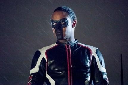 Echo Kellum as Curtis Holt/Mr Terrific on Arrow