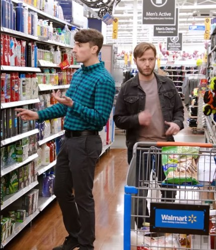 """Walmart is under fire over the """"Love is in the aisle"""" dating series"""