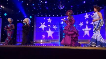 The RuPaul's Drag Race All Starsfinale left fans shook