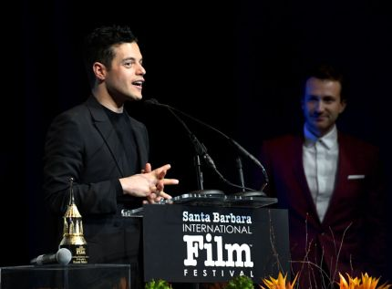 Rami Malek says working with Bryan Singer was 'not pleasant'