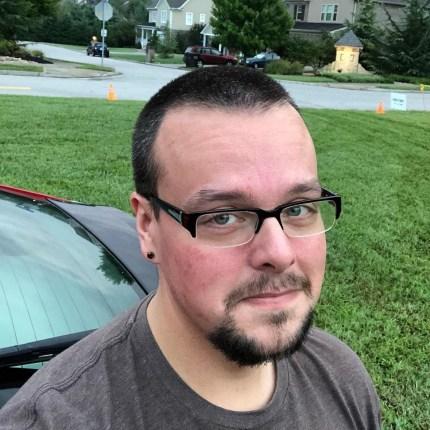 An Instagram picture of Nicholas Breiner, a bisexual teacher in Kentucky